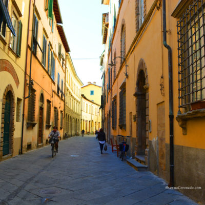 Lucca Italy is a Fantastic Walking Tour Destination