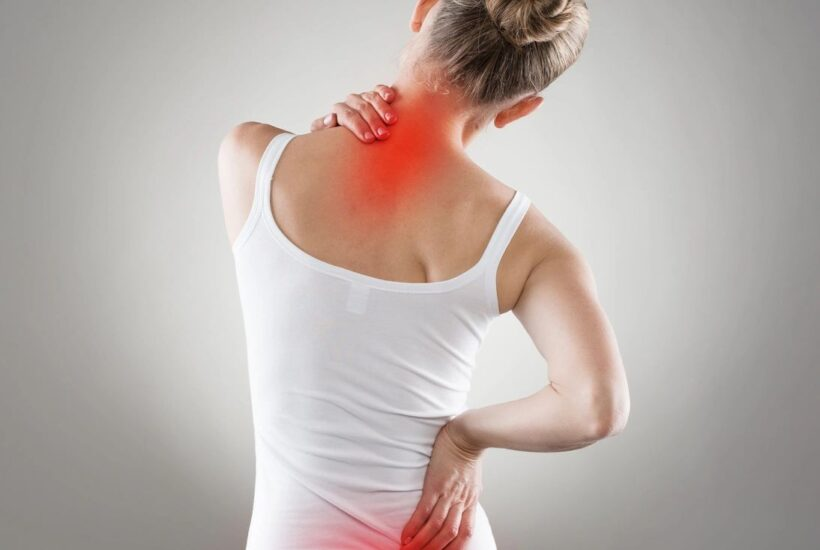 pain in back and neck