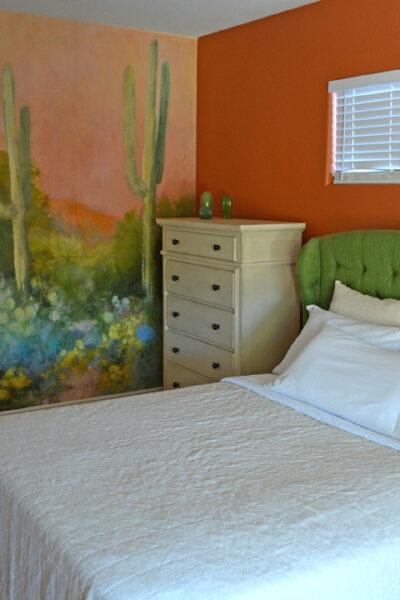 Cactus art wallpaper photowall