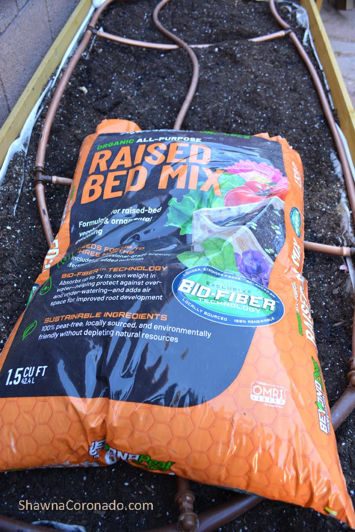 Beyond Peat Raised Bed Soil