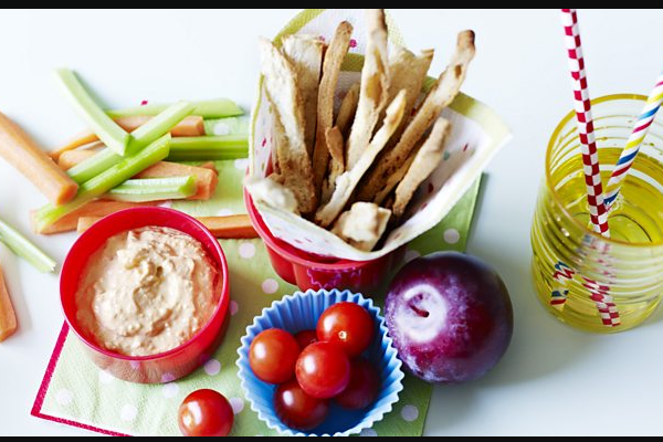 LUNCH AND SNACK IDEAS FOR BACK TO SCHOOL