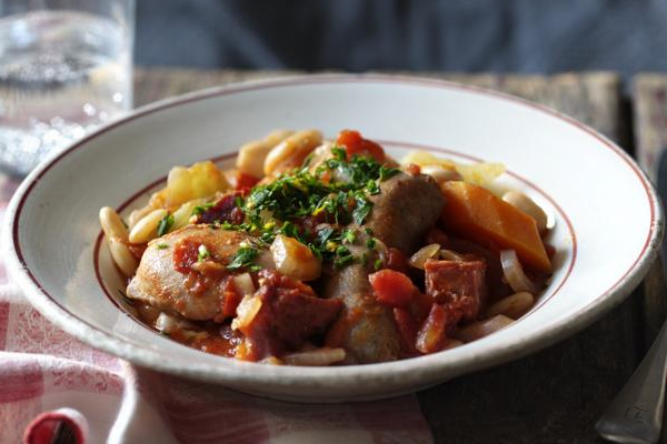 OUR SPECIAL CASSOULET