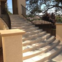 Custom Stairs and Railing