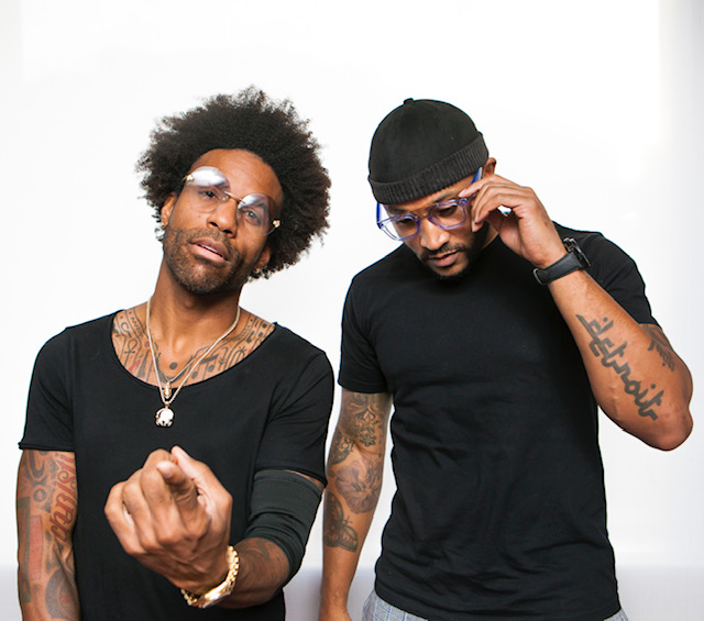 """Ramses Ja & Q. Ward Talk """"Civic Cipher"""" & Their Plans For The Future"""
