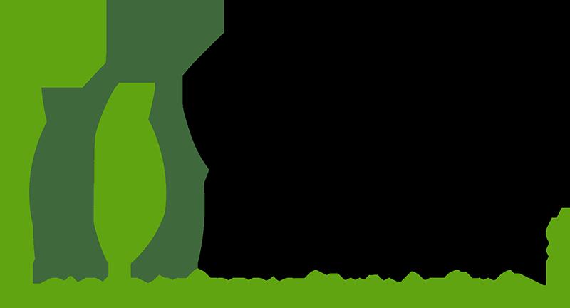 full color quiet lawn logo