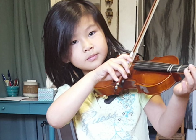 Violin Lessons and Sensory Integration Issues: Ideas for Teachers and Parents