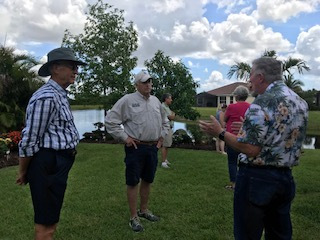 Mike-Becker-sharing-knowledge-with-Bob-Rose-and-Dave-Byron