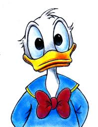 Ital election donald duck