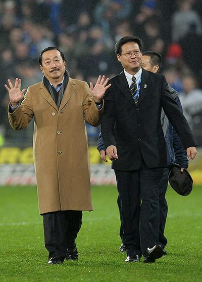 Tan and Chan Tien Ghee