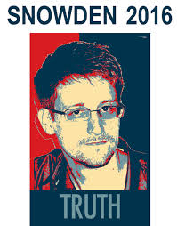 Snowden red and blue
