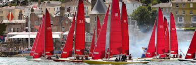 Sloanes red sails