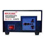 MAXINE 50W 110V to 220V Step Up Transformer