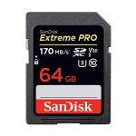 Sandisk Extreme Pro SD Card 32GB, 64GB, 128GB