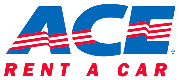 Ace Rent A Car Logo, Transparent PNG