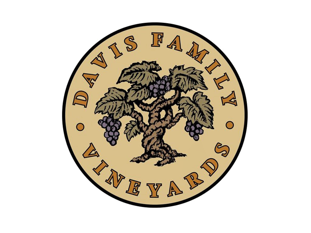 Davis Family Vineyards Logo Transparent