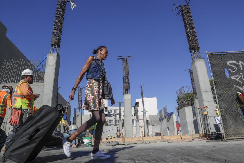 Expensive homeless housing - LA Times