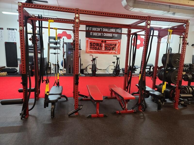 gym push tools