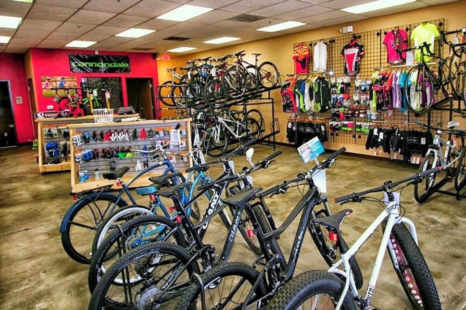 Bike Ranch, Tucson, AZ