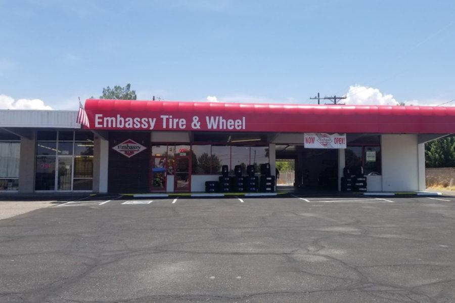 Embassy Tire & Wheel, Tucson, AZ