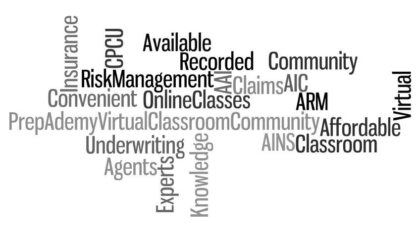 PrepAdemy™ Announces Summer Schedule for CPCU Online Classes