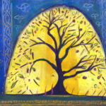 Celtic-sky-Tree-painting-by-judith-shaw