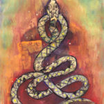 serpent-of-transformation-and-fertility-painting-by-judith-shaw