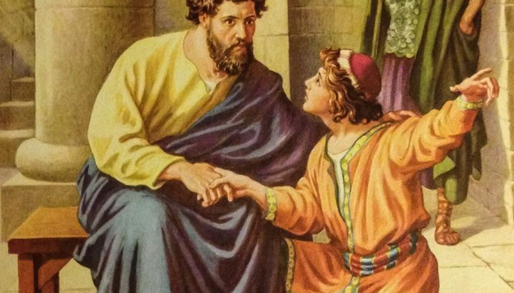 Acts 23:12-22 Forty Hungry Jews