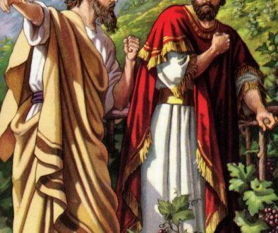 1 Kings 21:17-24 Ahab Caught Short