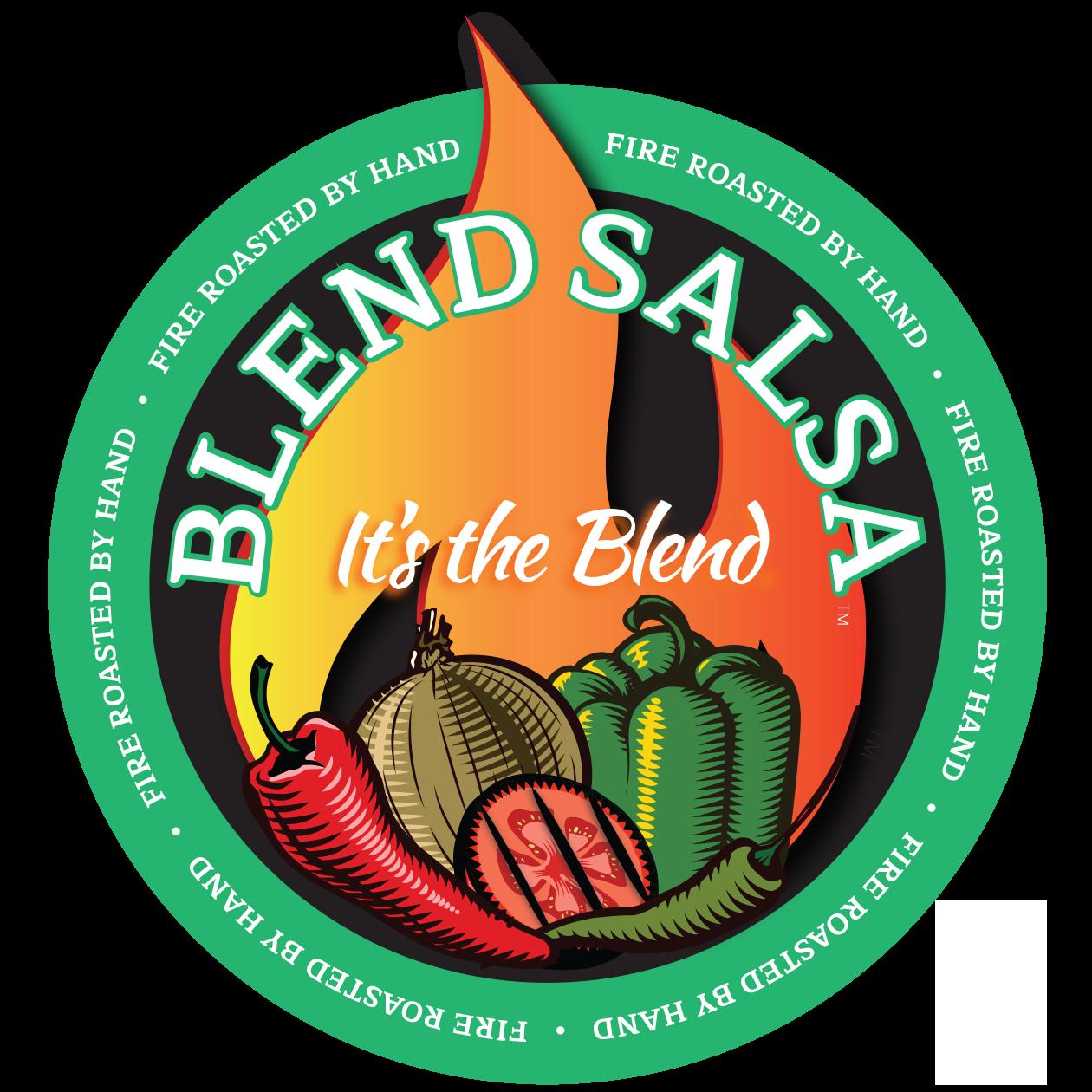 Blend Salsa Final Logo