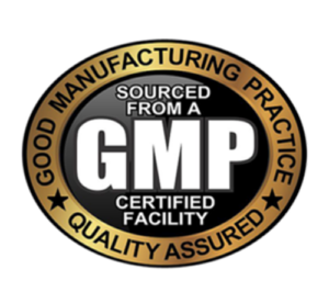 Ideal Foods is a GMP Certified Facility