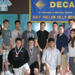 DECA State 2012 Winners