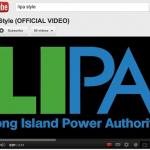 Youtube LIPA style screenshot
