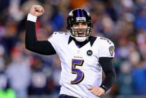 Ravens quarterback Joe Flacco  bleacherreport.com