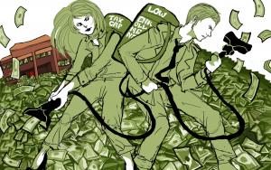Budget Battle by Lexi Webber