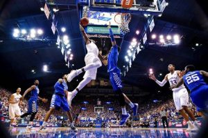 The madness has already begun, and it looks to get in full swing in the NCAA Tournament. (Photo Credit: kansascity.com)