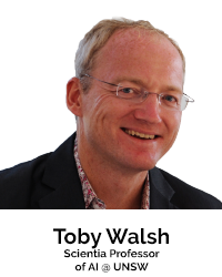 Toby Walsh