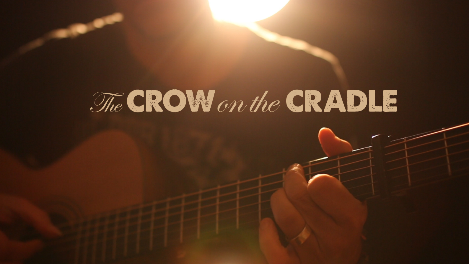 New Video is getting a lot of attention! 'The Crow on The Cradle'