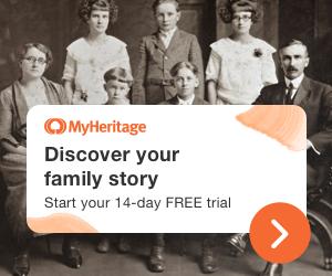 MyHeritage Free Trial