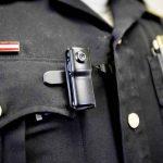 Security Body-Worn Camera