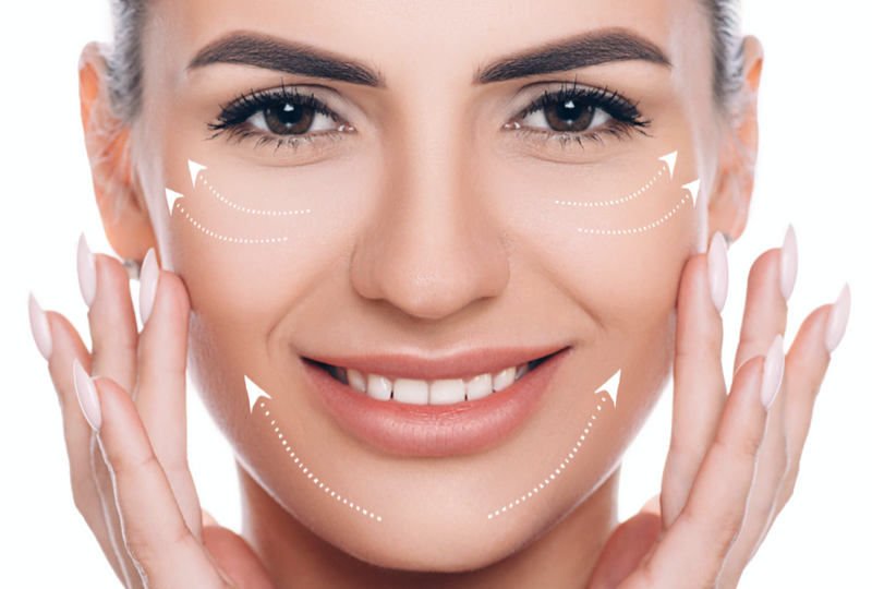 Facial Injections like botox