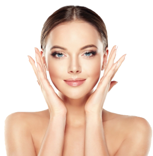 juvederm & restylane results on a beautiful face