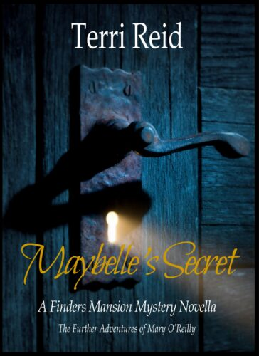 Book Cover: Maybelle's Secret - A Finder Mansion Mystery Novella