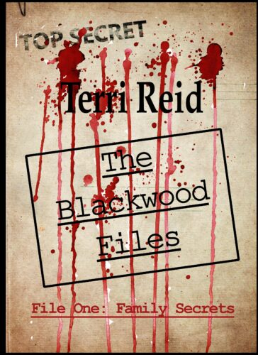 Book Cover: The Blackwood Files - File One: Family Secrets