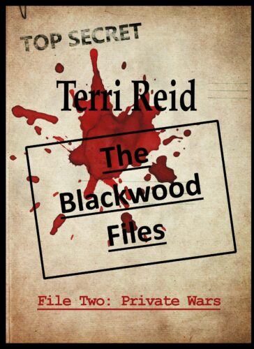 Book Cover: The Blackwood Files : File Two: Private Wars