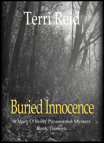 Book Cover: Buried Innocence - A Mary O'Reilly Paranormal Mystery (Book 13)