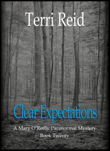 Book Cover: Clear Expectations - A Mary O'Reilly Paranormal Mystery (Book 20)