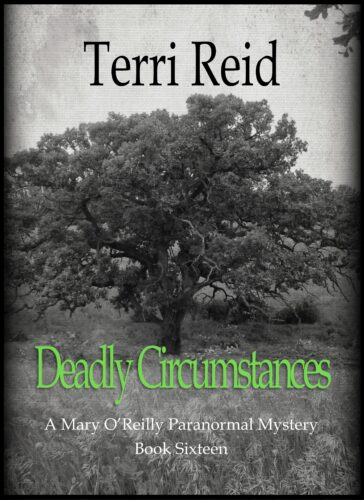 Book Cover: Deadly Circumstances - A Mary O'Reilly Paranormal Mystery (Book 16)