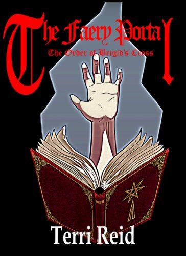 Book Cover: The Order of Brigid's Cross - The Faery Portal (Book 2)