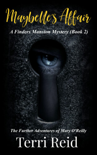 Book Cover: Maybelle's Affair - A Finders Mansion Mystery (Book 2)