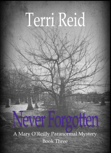 Book Cover: Never Forgotten - A Mary O'Reilly Paranormal Mystery (Book 3)